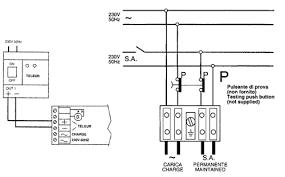 emergency light wiring diagram efcaviation com