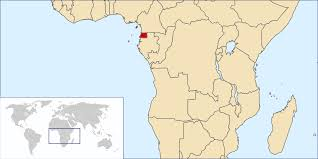 Guinea Africa Map by Equatorial Guinea Location Map Africa