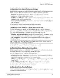 Sample Resume It Professional by Smp Agentry Sap Framework