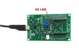 hello world light an led developer help