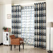 boys bedroom curtains modern nautical style curtain for boys bedroom