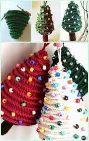 diy crochet christmas ornament free patterns crochet christmas