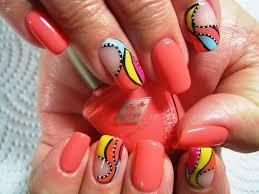 18 nail art designs for short nails indian makeup and beauty