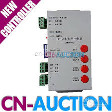 rgb led light controller 2018 lpd6803 dmx512 t 1000s sd card led pixel controller for rgb led