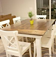 how to build dining room chairs 40 diy farmhouse table plans ideas for your dining room free