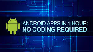 make an android app scroll build an app with free app building software