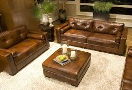 cool rustic leather living room furniture and living room