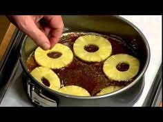 moist pineapple upside down cake from scratch recipe youtube
