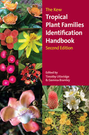 the kew tropical plant families identification handbook second