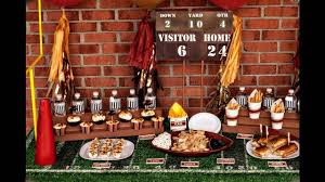 football party decorations fascinating football themed party decorating ideas