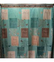Vintage Style Shower Curtain European Style Vintage Bathroom Shower Curtain Mm2047 Wholesale