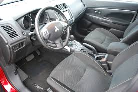 2013 mitsubishi outlander interior review 2013 mitsubishi outlander sport se 2wd car reviews and