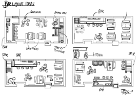 kitchen cabinets design layout grafill us james teeple art and design interior design tavern taphouse