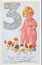 514 best birthday children u0027s vintage cards and illustrations