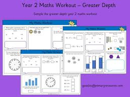 year 2 greater depth relationships between addition and