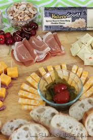 heluva good cheese plate suburban wife city life