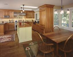 natural oak cabinets rustic calgary with kitchen islands