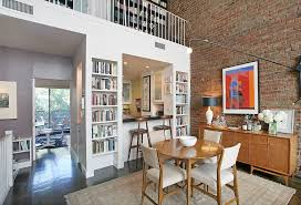 Lighting For Cathedral Ceiling In The Kitchen by Contemporary Dining Room With Cathedral Ceiling By The Corcoran