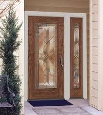 Feather River Exterior Doors Feather River Door Fiberglass Entry Doors Medium Oak Doo Flickr