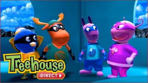 backyardigans 12 race to the tower of power video dailymotion
