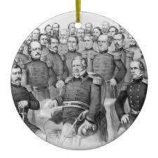 civil war ornaments keepsake ornaments zazzle