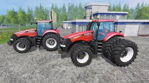 ih magnum cvx 380 twin pack shader v1 2b for farming simulator 2015