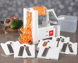 superco home theater appliances amazon com nextgen 6 blade spiralizer by paderno world cuisine