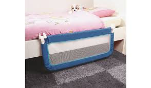 Toddler Folding Bed Safety 1st Portable Bed Rail Compact Fold Baby George At Asda