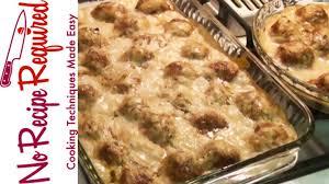 easy mushroom gravy recipe by grandmas swedish meatballs meatball recipes by noreciperequired