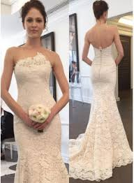 new high quality trumpet mermaid wedding dresses buy cheap