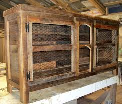 Pallet Patio Furniture Plans - entertainment center made with barn wood and some chicken wire