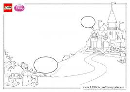 princess castle coloring pages print disney bring magical