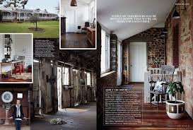 published in australian country style magazine cranmore home