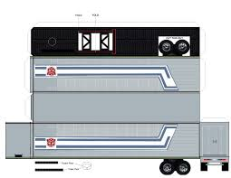 paper truck kenworth optimus prime transformers archive rc truck and construction
