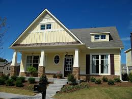landscaping for craftsman style homes home style