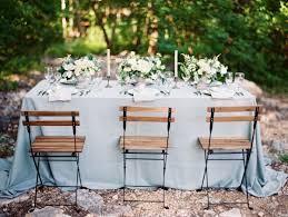 table linens for weddings dusty blue wedding table elizabeth designs the wedding