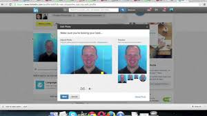 How To Find Resumes On Linkedin Linkedin Profile Photo How To Upload A Profile Picture On