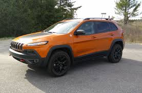jeep lexus 2015 jeep cherokee trailhawk autos ca