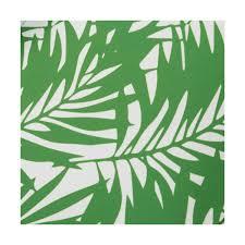 Tissu Pour Chilienne Toile De Transat En Tissu Imprimé Tropical 124x44cm Caryota