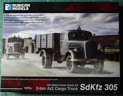 opel truck ww2 battle brush studios märz 2016