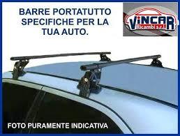 porta pacchi per auto barre portatutto per audi a1 sportback 5p a san gennaro