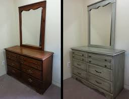 Painted Furniture Ideas Before And After How To Paint Bedroom Furniture House Living Room Design