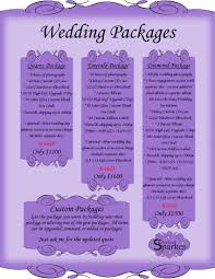 wedding planner prices chic wedding planner packages our wedding ideas
