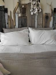 Barn Wood Headboard Rustic Chic 12 Reclaimed Wood Bedroom Decor Ideas Setting For Four