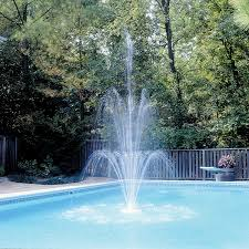 Amazon Sparkling Standard 3 Tier Swimming Pool Fountain
