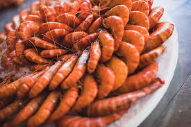 livraison cuisine livraison de plateaux de crevettes à marseille picture of pierrot