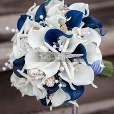 Wedding Flowers Blue Best 25 Nautical Wedding Flowers Ideas On Pinterest Coral Navy
