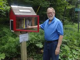 cape cod look little free library free library free and books
