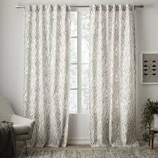 Cotton Canvas Curtains Beautiful Cotton Canvas Curtains Decorating With Cotton Canvas