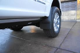 Ford Mud Truck Parts - 2017 superduty weather tech mud flaps installed ford truck